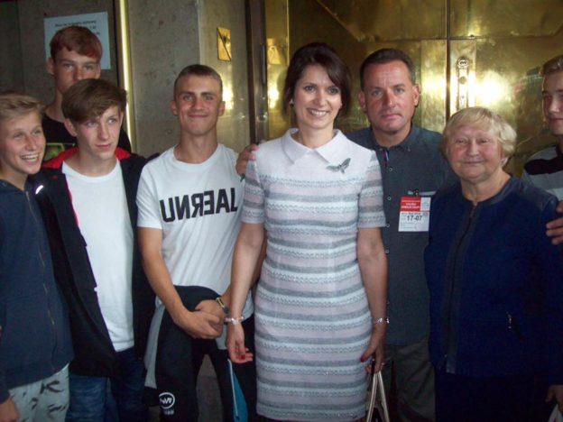 Wizyta w Sejmie Dzieci z Inowrocławia