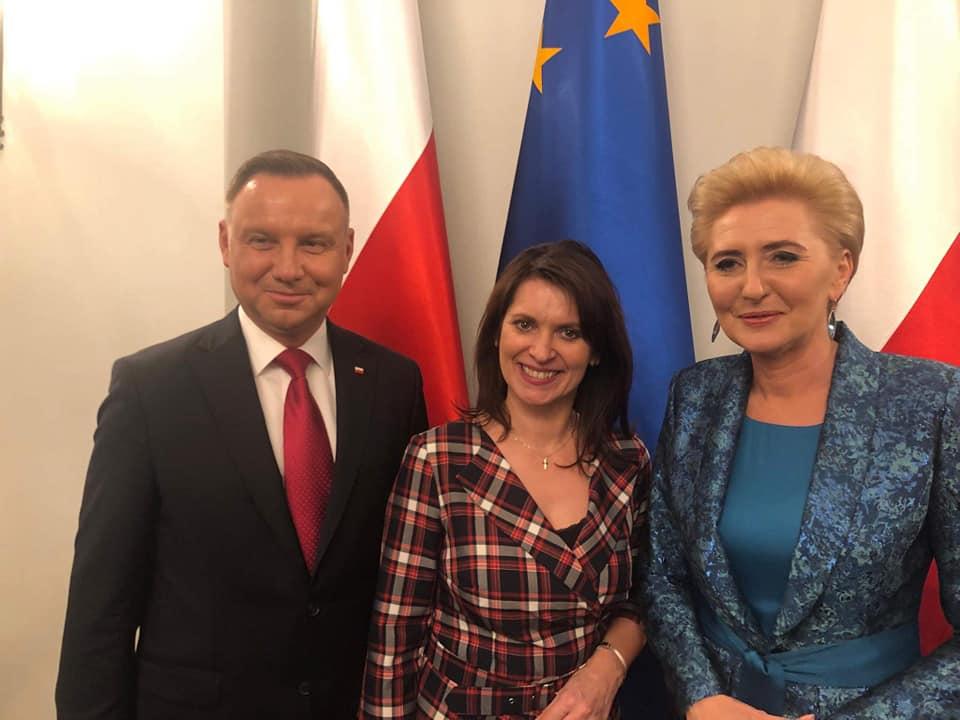 #Kozaneckaw#PałacPrezydencki ✅Spotkanie z Prezydentem RP#AndrzejDuda…