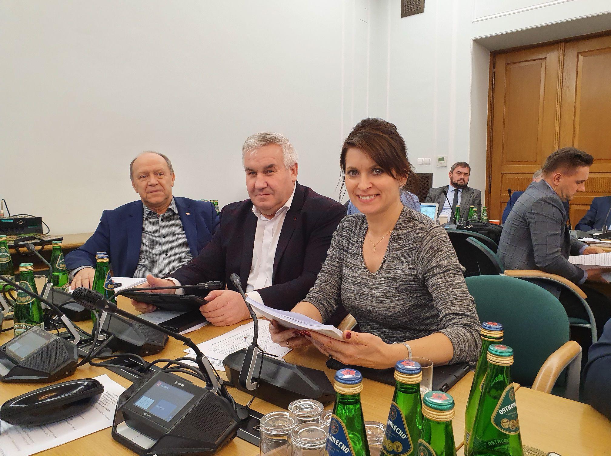 #Kozaneckaw#Sejmna#Komisjach ✅posiedzenie Komisji Obrony Narodowej- Komis…
