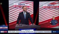❇️ Debata prezydencka  zakończona 🇵🇱