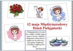 🌺 W dniu Międzynarodowego Dnia Pielęgniarek i Położnych pragnę serdecznie podziękowa…
